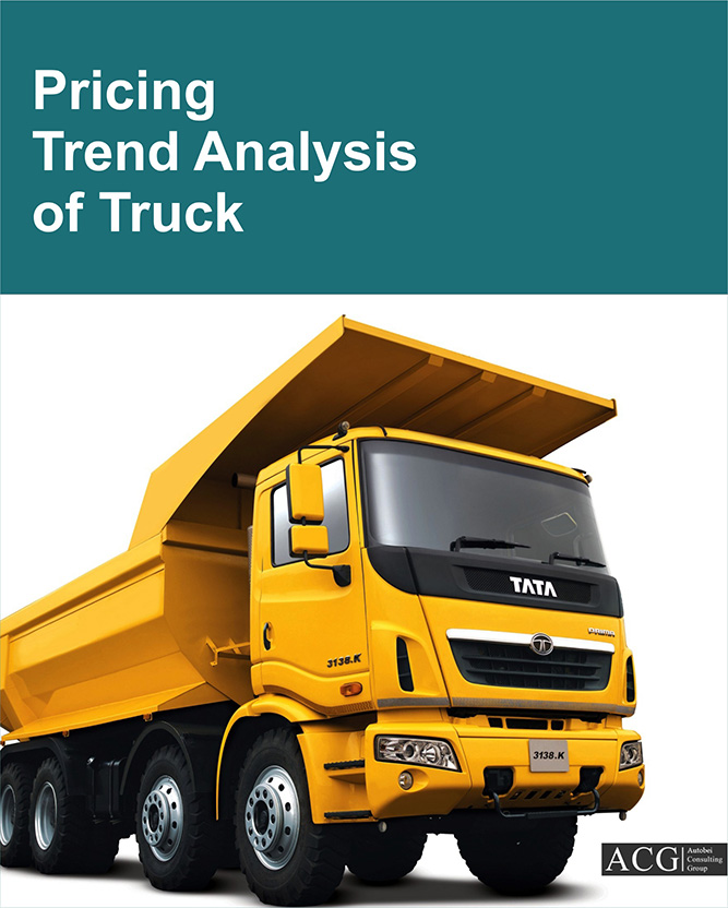 Pricing Trend Analysis Of Truck
