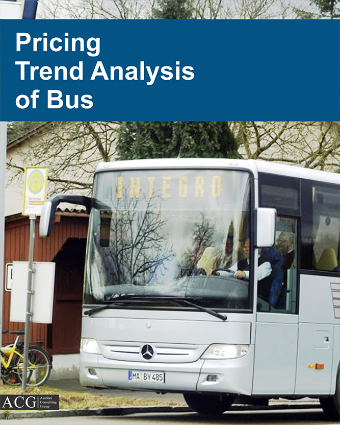 Pricing Trend Analysis of Bus