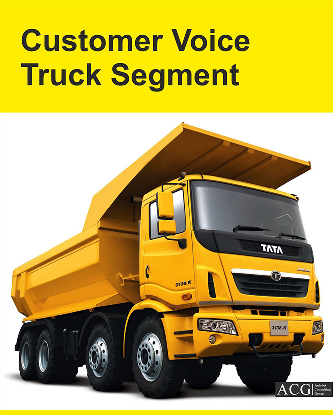 Indian Truck market Customer voice and Review Analysis
