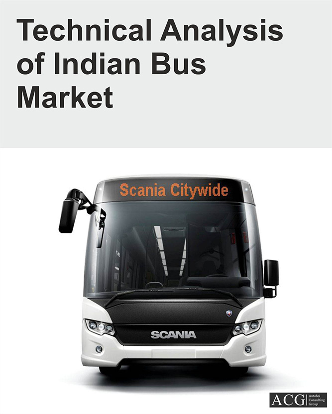 Technical Analysis of Indian Bus Market