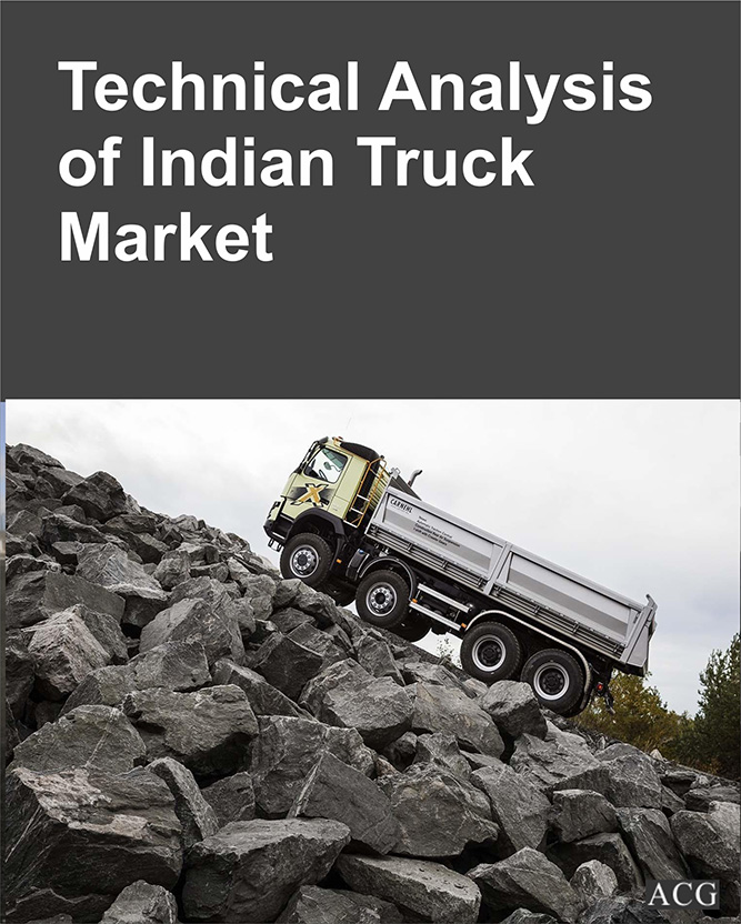 Technical Analysis of Indian Truck Market