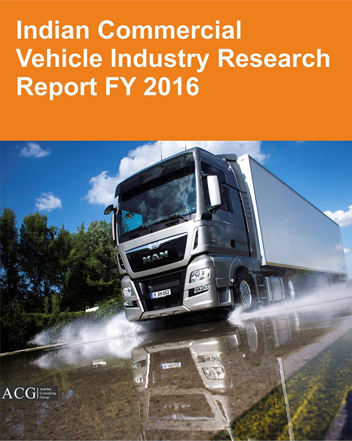 Indian Commercial vehicle Industry Analysis Research Report FY 2016