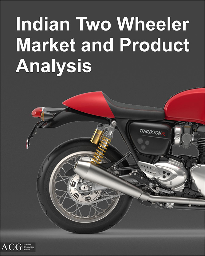 Indian Two Wheeler Market and Product Analysis