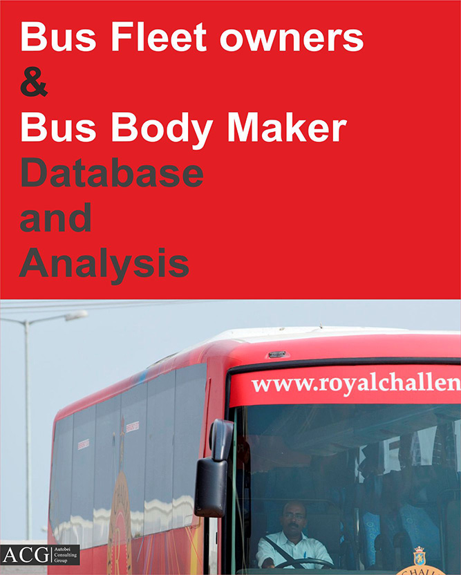 Bus Fleet owners and Bus Body maker Database and Analysis
