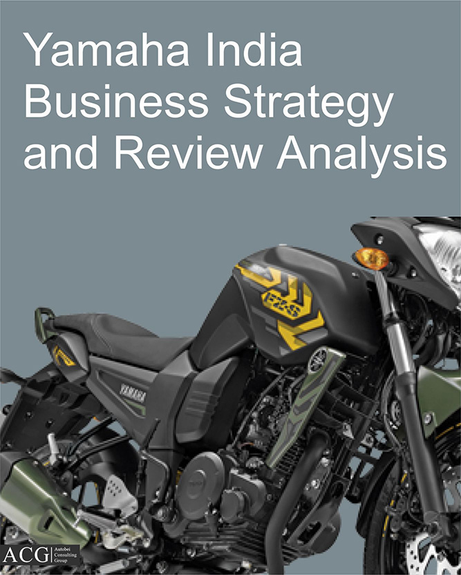 Yamaha India Business Strategy and Review Analysis