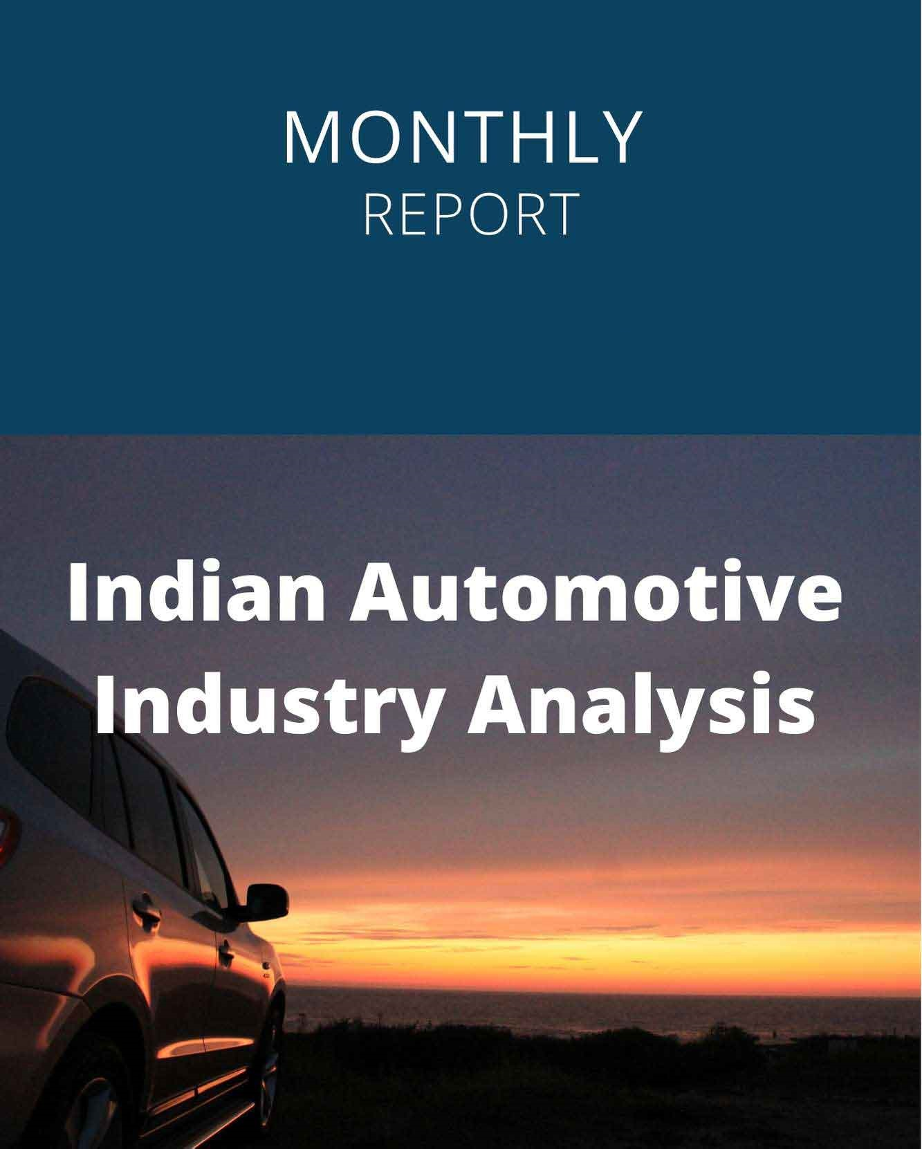 Indian Automobile Industry Critical Data