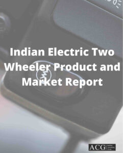 Indian Electric Two Wheeler Product and Market Report