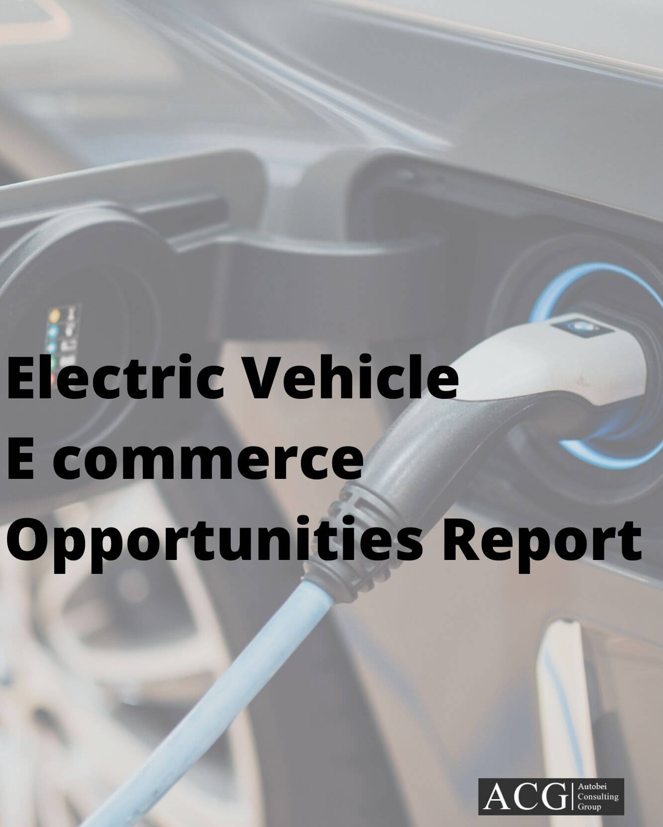 Electric Vehicle Ecommerce Opportunities Analysis