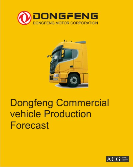 Dongfeng Truck and Bus Production Forecast