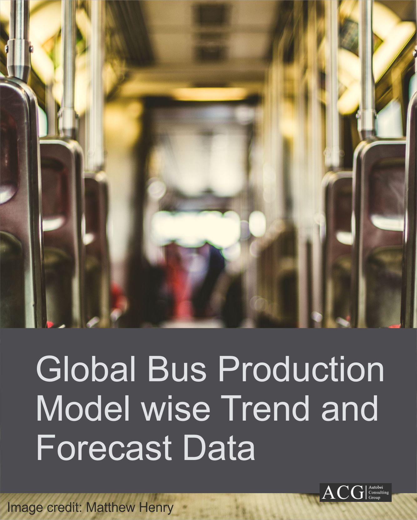 Global Bus Production Model wise Trend and Forecast Data