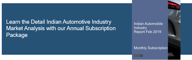 Indian Automotive Annual Subscription Package