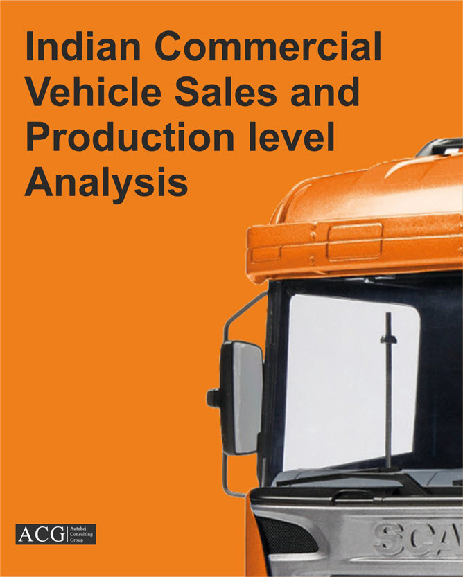 Indian Commercial Vehicle Model Level Sales and Production Analysis and Forecast 2022