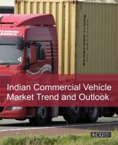 Indian Commercial Vehicles Trend and Outlook