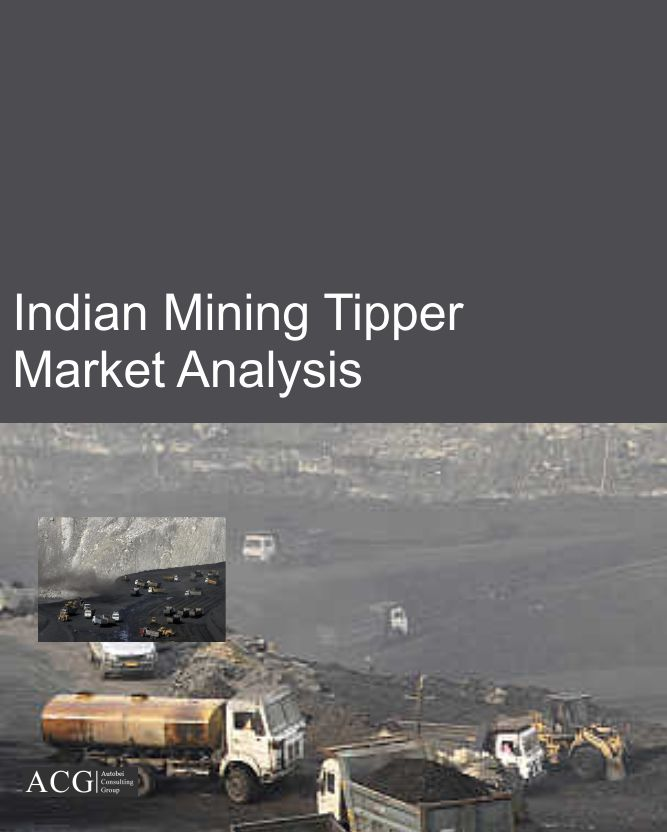 Indian Mining Tipper Market Analysis and Outlook