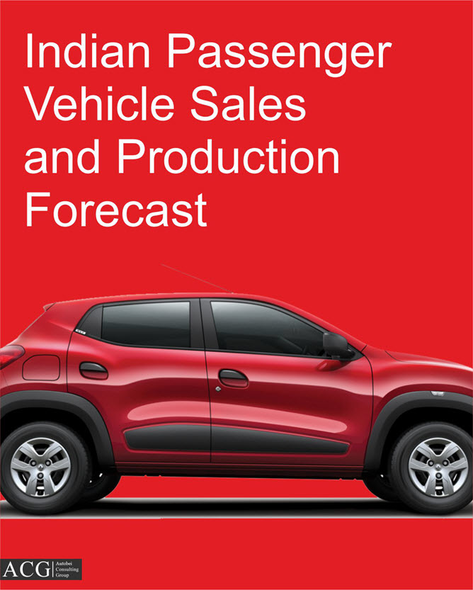 Indian Passenger Vehicle Sales and Production Forecast
