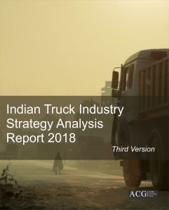 Indian Truck Industry Strategy Analysis Report
