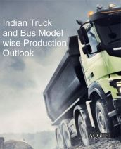 Indian Truck and Bus Model wise Production Outlook