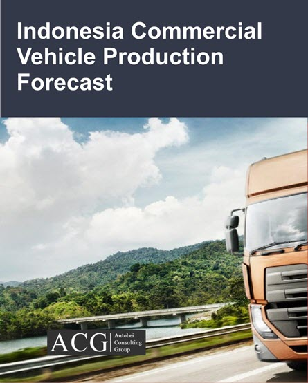 Indonesia Commercial Vehicle Production Trend and Forecast