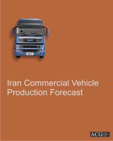 Iran Truck and Bus Model wise Production Trend and Forecast