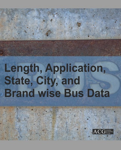 Length, Application, State and Brand wise Bus Data