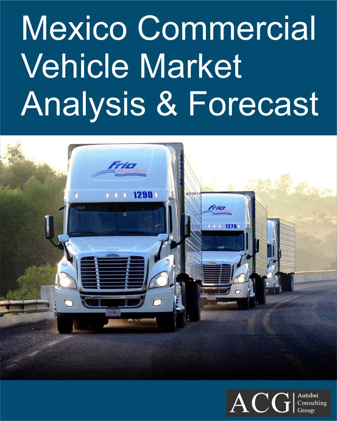 Mexico Commercial Vehicle Market Analysis and Forecast