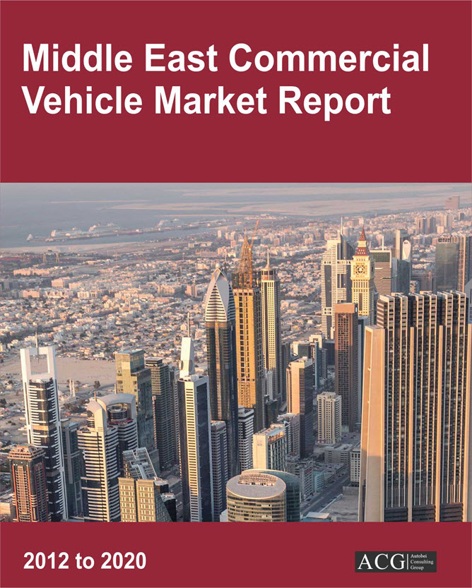 Middle East Commercial Vehicle Market Analysis