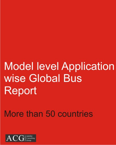Model level Application wise Global Bus Report