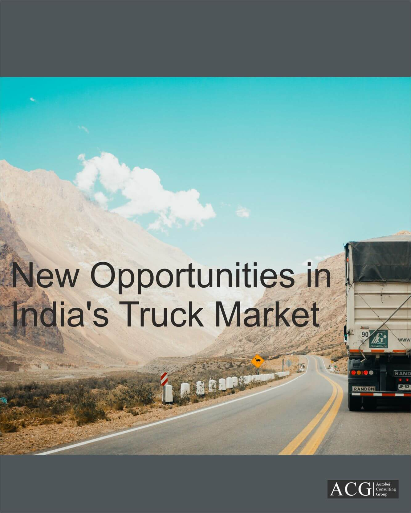 New Opportunities in India's Truck Market