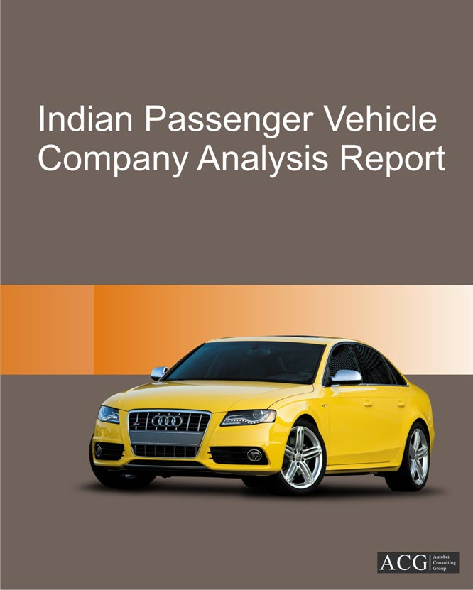 Passenger Vehicle Company Analysis Report