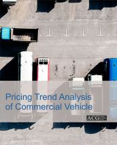 Pricing Trend Analysis of Commercial Vehicle