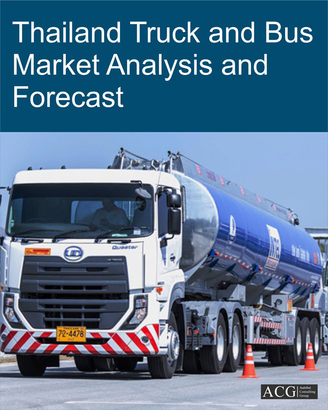Thailand Commercial Vehicle Market Analysis and Forecast
