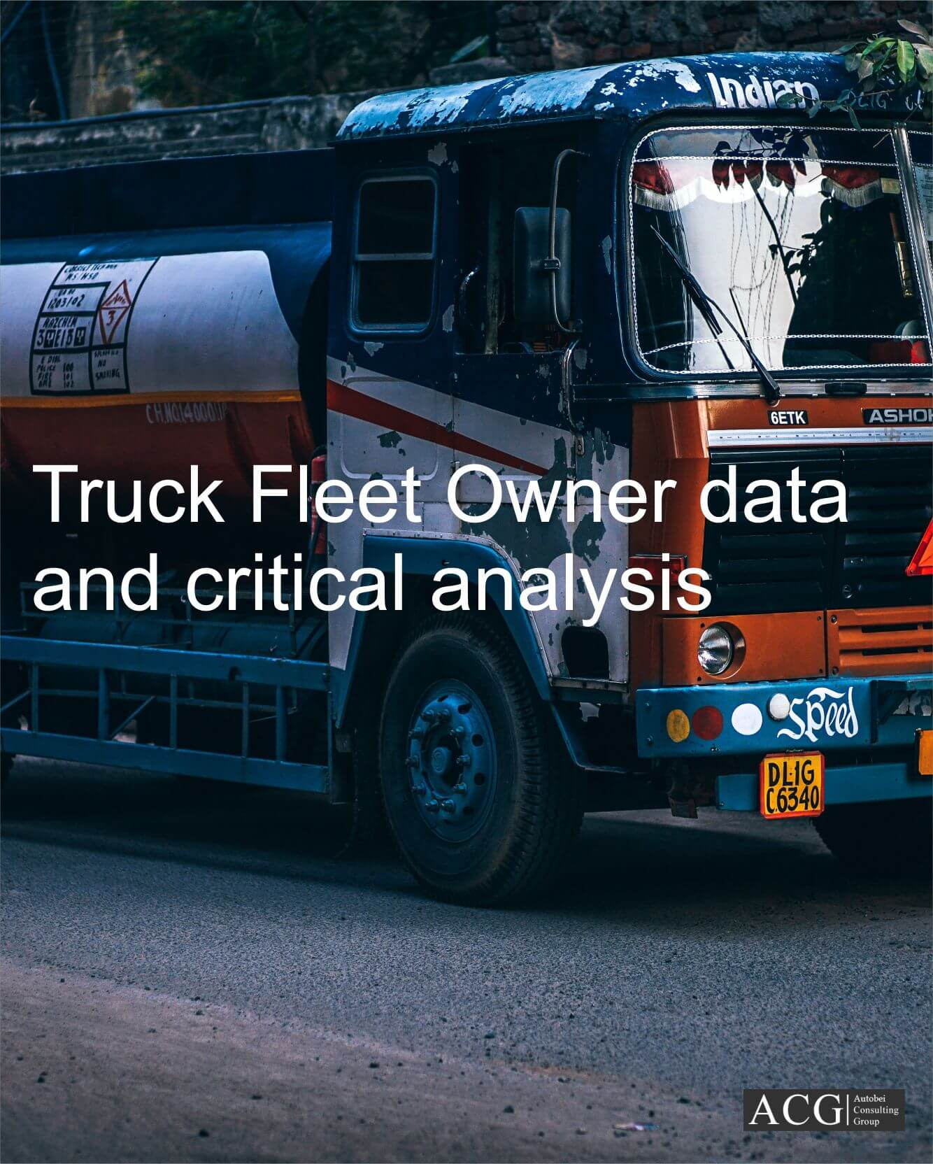 Truck Fleet Owner data and critical analysis