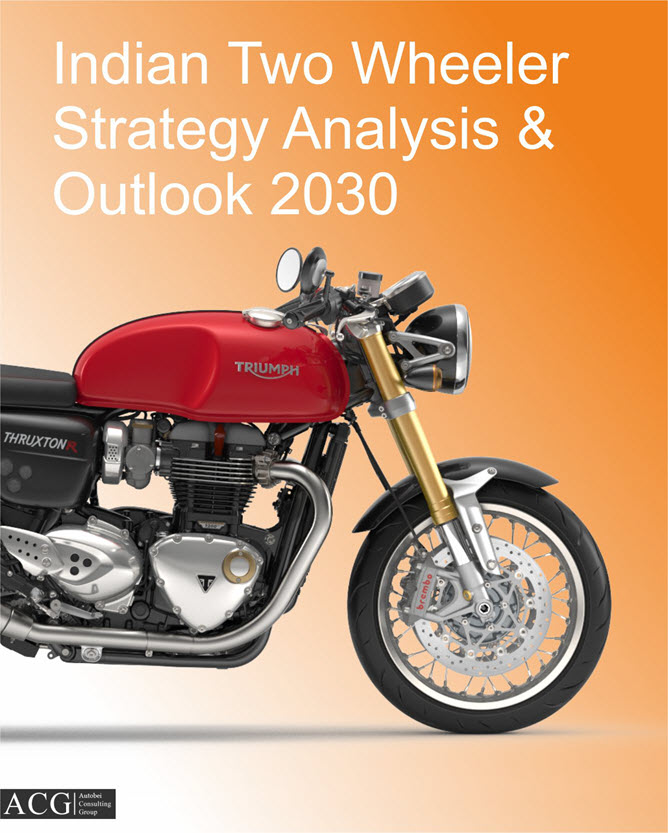 Two Wheeler Strategy Analysis and Forecast 2030