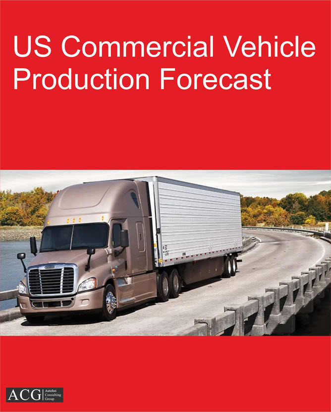 US Commercial Vehicle Production Forecast