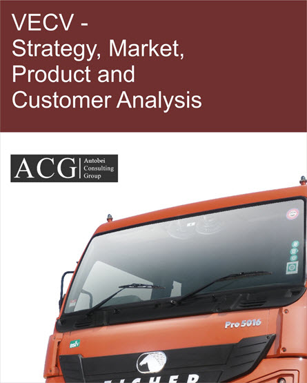 VECV Strategy, Market, Product and Customer Analysis