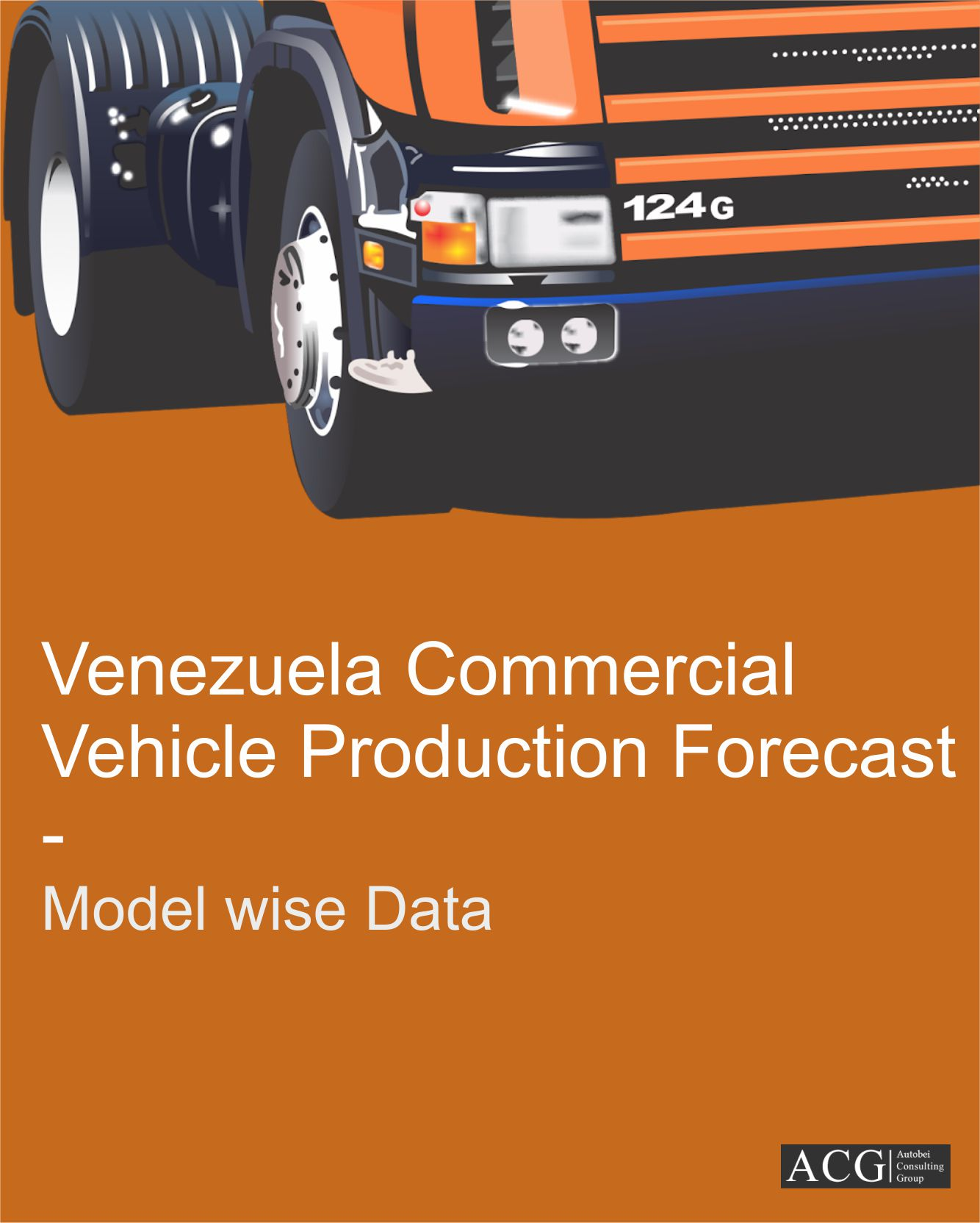 Venezuela Model wise Commercial Vehicle Production Forecast